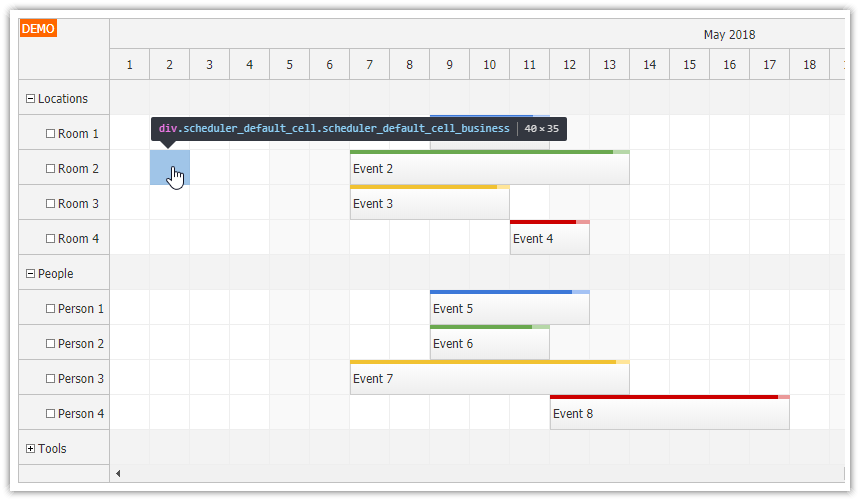 javascript-scheduler-css-developer-tools.png