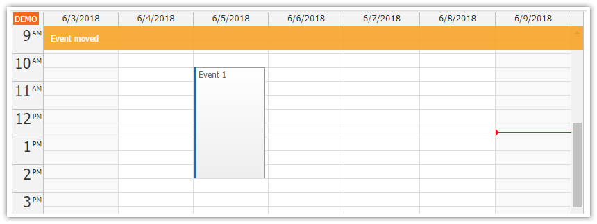 React Event Calendar | DayPilot Documentation - Scheduling